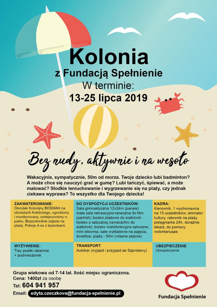 Kolonia 2019