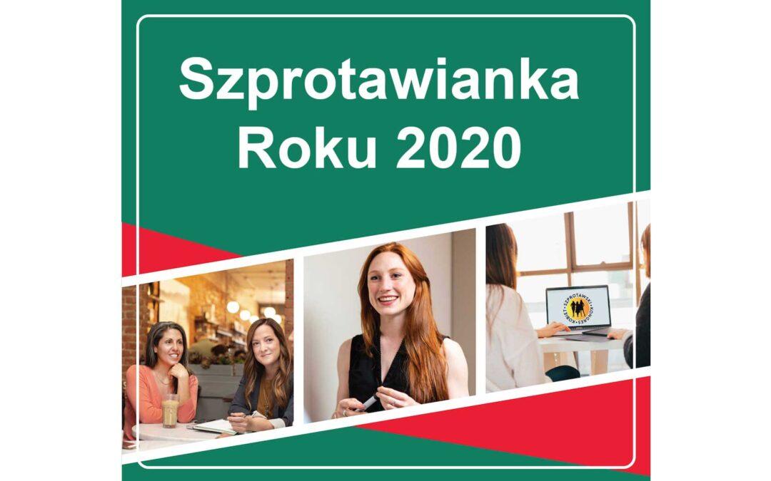 """Wybory """"Szprotawianki Roku 2020"""""""
